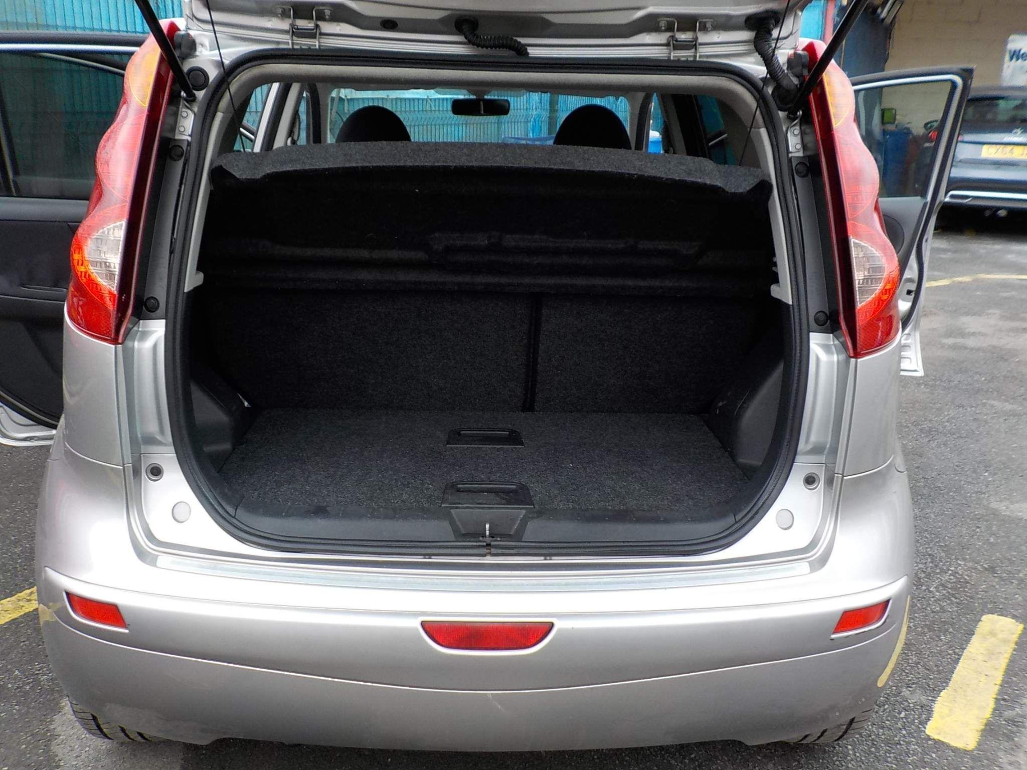 Nissan Note 1.5 dCi n-tec 5dr
