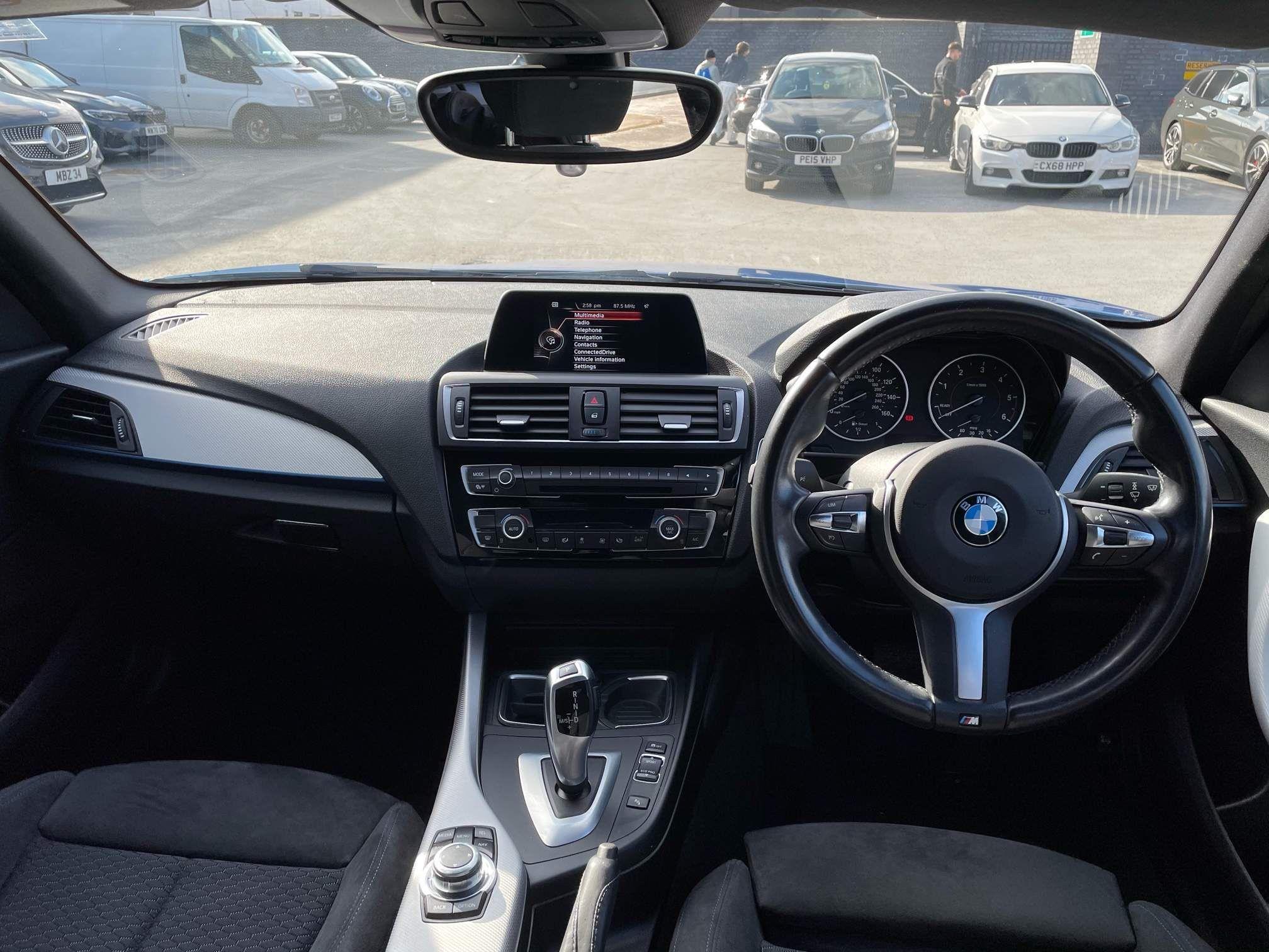 Image 10 - BMW 118d M Sport 5-Door (YF65XJM)