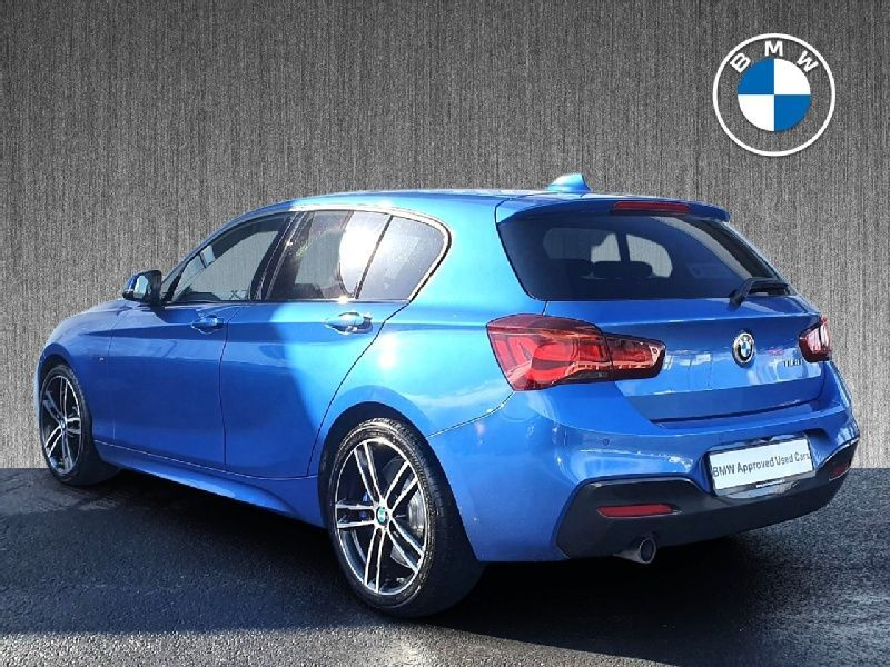 Used BMW 1 Series 116d M Sport Shadow Edition 5-door (2019 (191))
