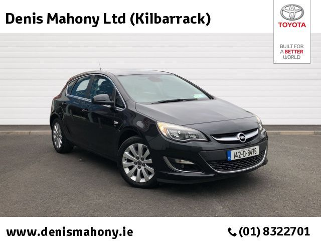 Opel Astra SE 1.7CDTI @ DENIS MAHONY KILBARRACK