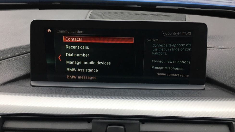 Image 32 - BMW 420d xDrive M Sport Coupe (MA68ORT)