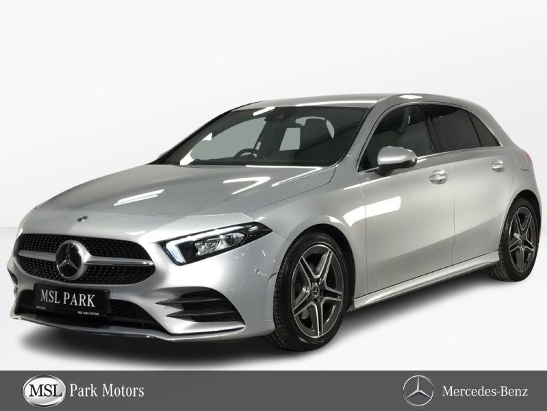 Mercedes-Benz A-Class 180d AMG Exclusive  - Reversing Camera - Cruise Control - Heated Seats - Dynamic Driving Modes - Satellite Navigation