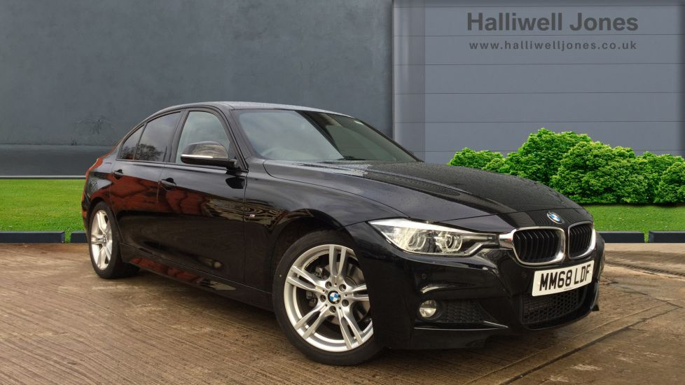 Image 1 - BMW 320d M Sport Saloon (MM68LDF)