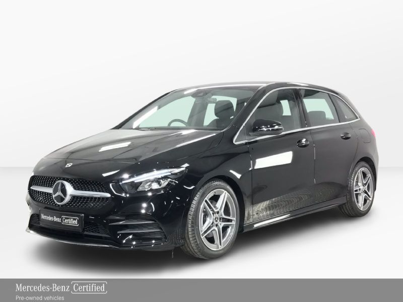 Mercedes-Benz B-Class 200 AMG Automatic - €6,300 worth of extras - Smartphone integration - Blind spot monitoring - Mirror package - LED headlights - Reversing camera