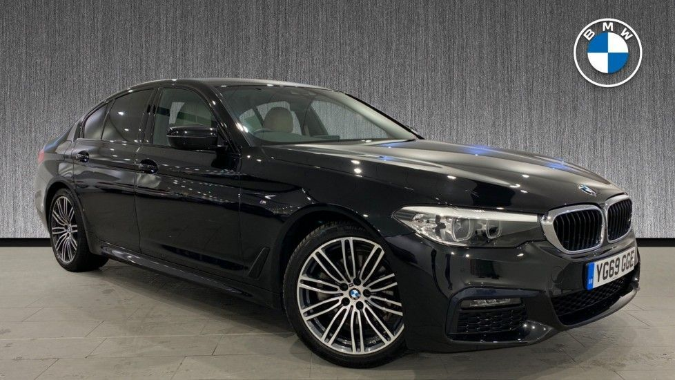 Image 1 - BMW 520i M Sport Saloon (YG69GGE)