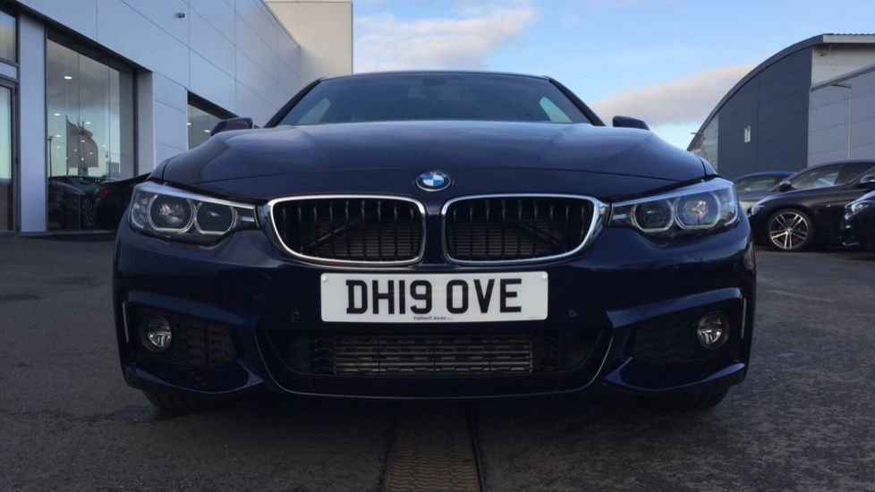 Image 4 - BMW 430d M Sport Coupe (DH19OVE)