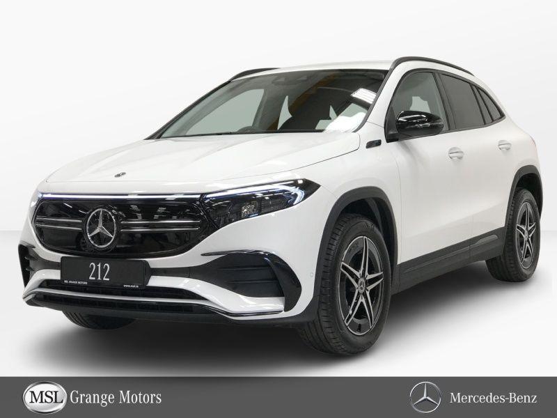 Mercedes-Benz EQA EQA250 AMG Line Auto Night Package