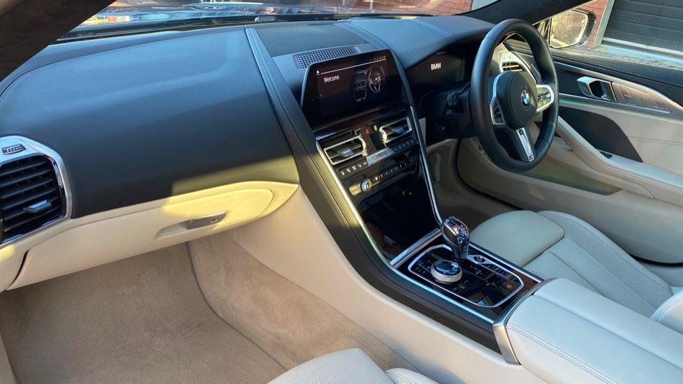 Image 6 - BMW 840i Gran Coupe (YE69WNX)