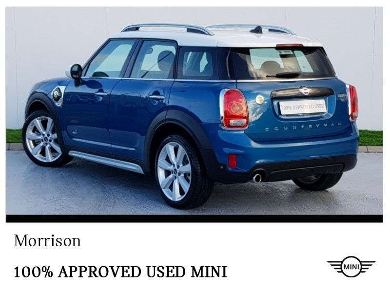 Used MINI Countryman F60 MINI Cooper S E ALL4 PHEV Countryman (2019 (191))