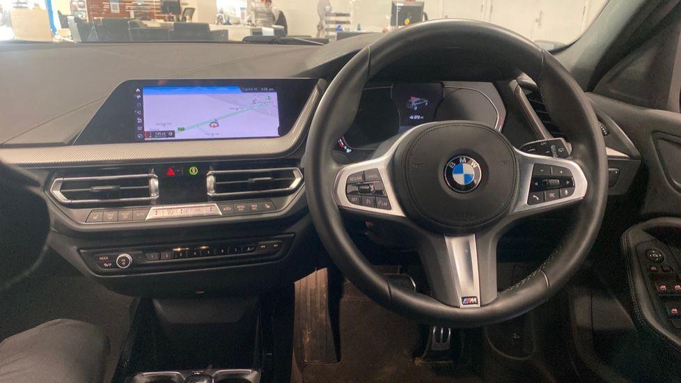 Image 8 - BMW 118i M Sport (YK69JDM)