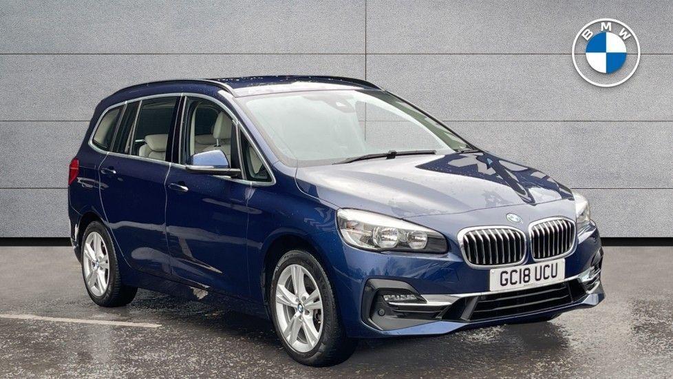 BMW 2 Series Gran Tourer