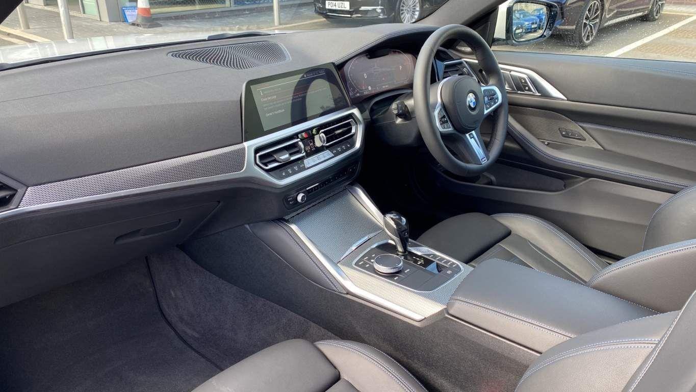 Image 7 - BMW 420d M Sport Coupe (YG70GCO)