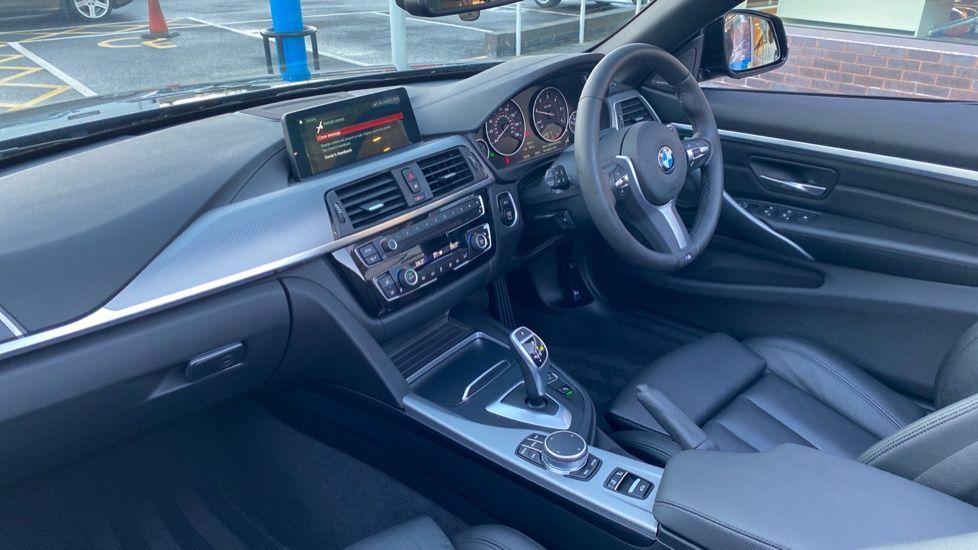 Image 6 - BMW 420d M Sport Convertible (CX20KCV)