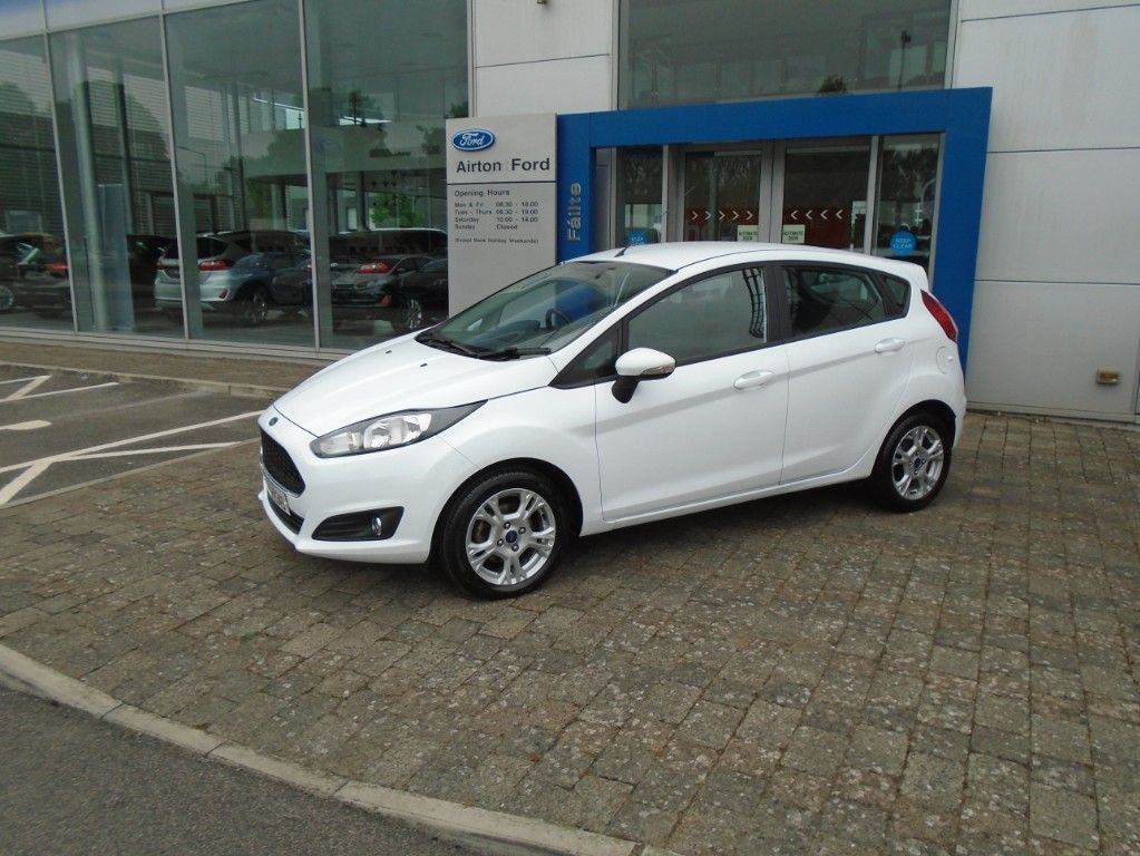 Ford Fiesta ZETEC 1.25 *SCRAPPAGE AVAILABLE*