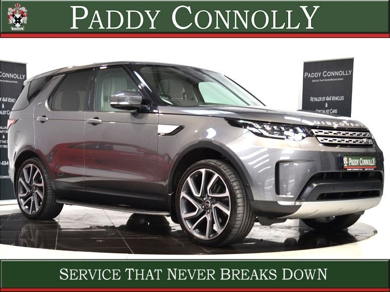 Used Land Rover Discovery *5 Seat N1 Bus.Class*  LUXURY HSE (2018 (181))