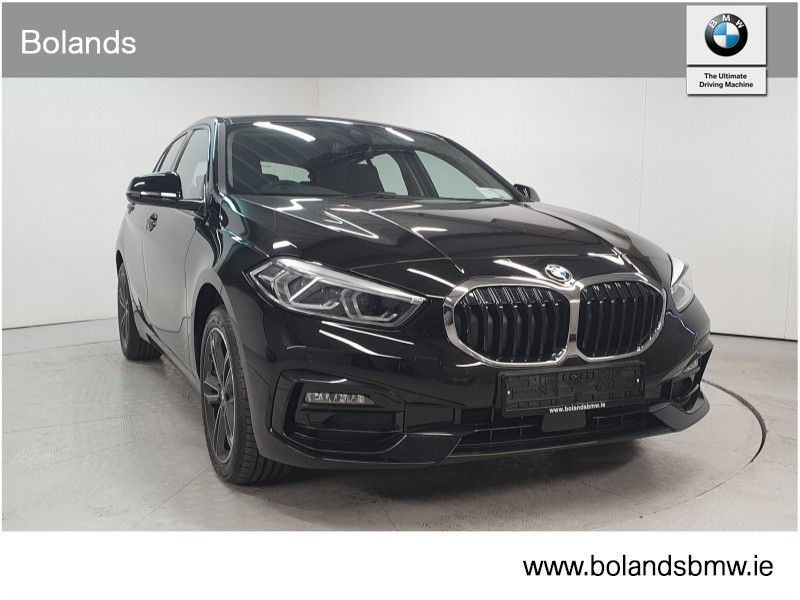 BMW 1 Series F40 116d Sport BMW Select From €67 Per Week