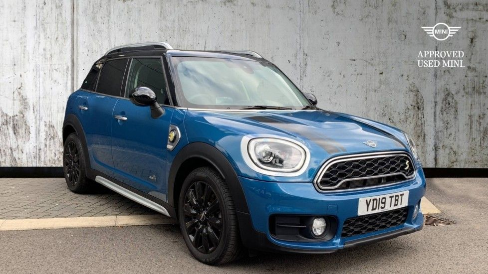 Thumbnail - 1 - MINI Countryman (YD19TBT)