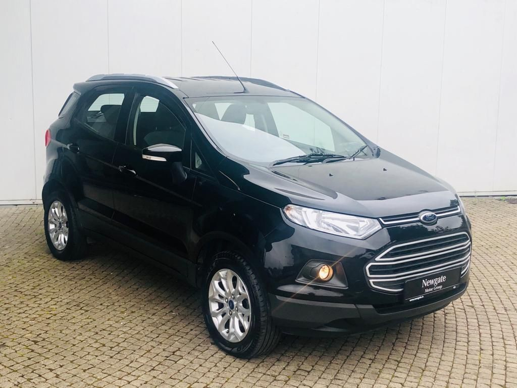 Used Ford EcoSport ZETEC 1.5 TDCI 90 PS 4DR (2016 (161))