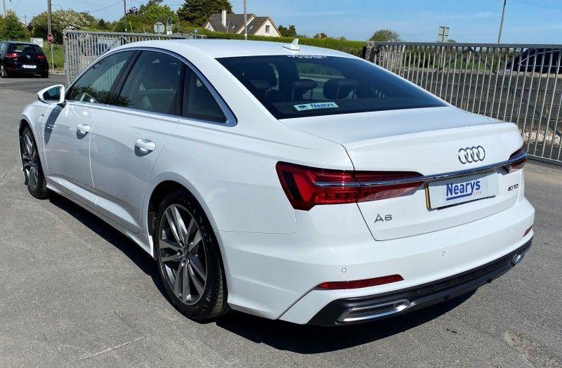 Used Audi A6 S Line 40 TDi 204 S TronicAuto Start/Stop (2019 (191))