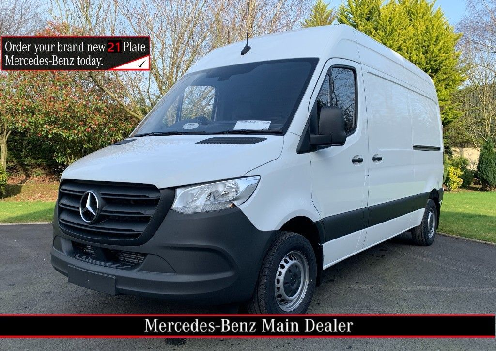 Mercedes-Benz Sprinter 211/39 Special offer