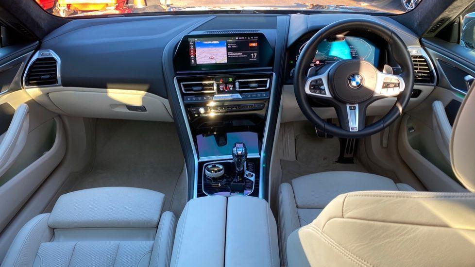 Image 4 - BMW 840i Gran Coupe (YE69WNX)