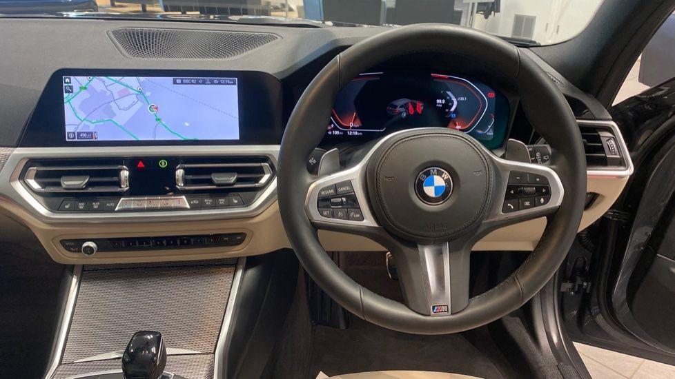 Image 8 - BMW 320i M Sport Touring (YG20JLV)