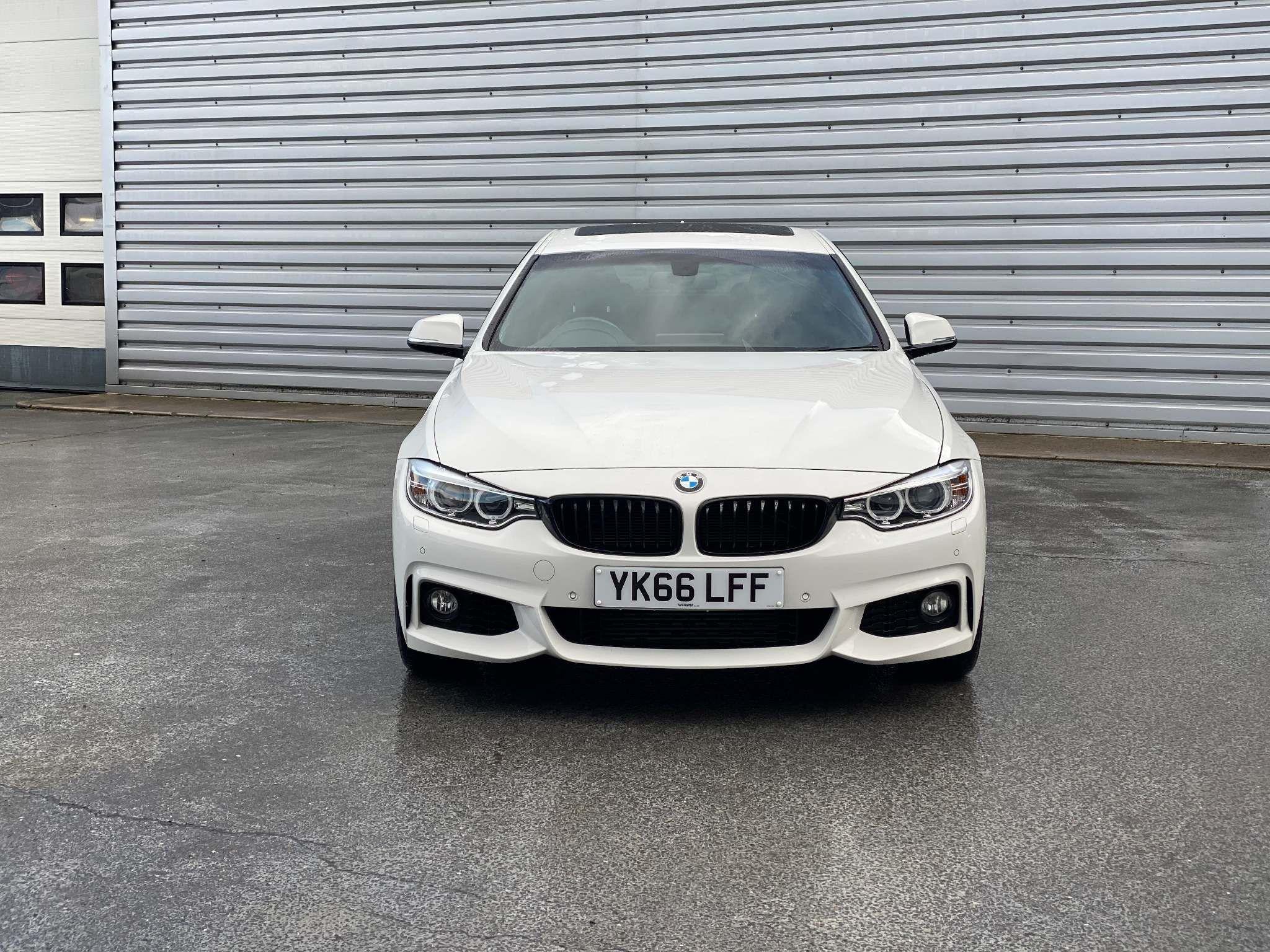 Image 4 - BMW 435d xDrive M Sport Gran Coupe (YK66LFF)