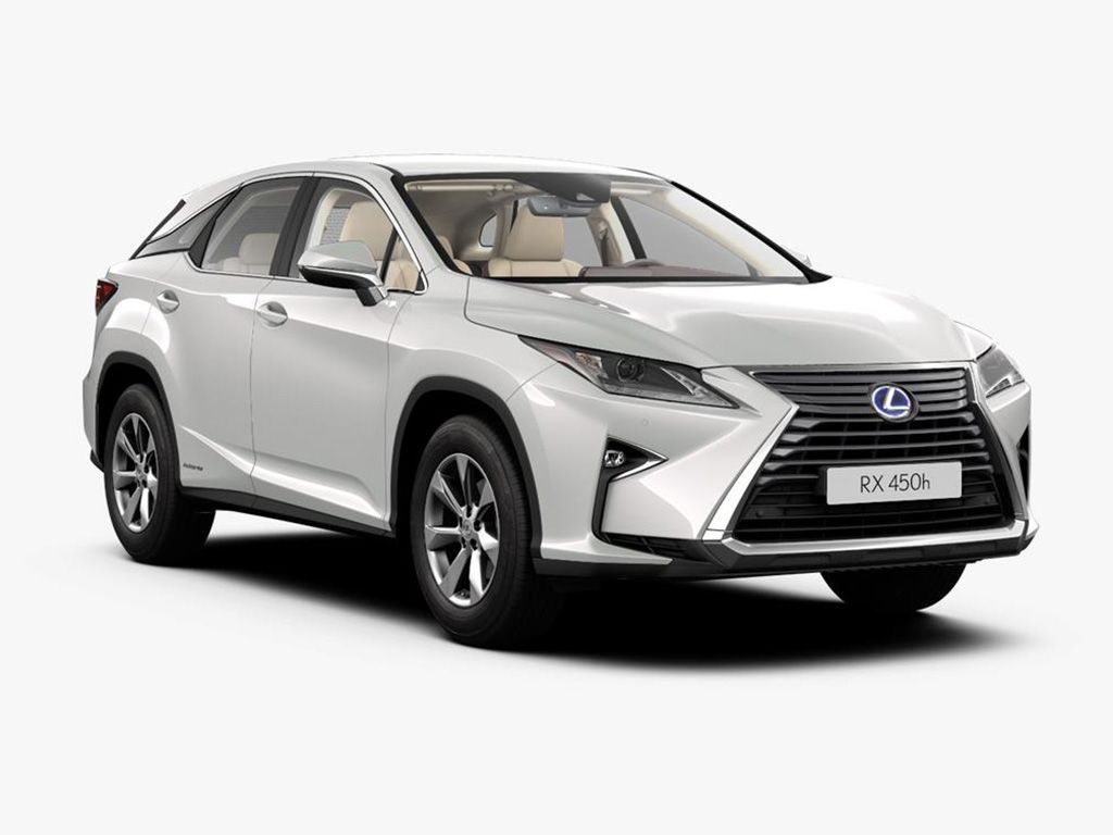 New Used Lexus Rx 450h Cars For Sale Autotrader