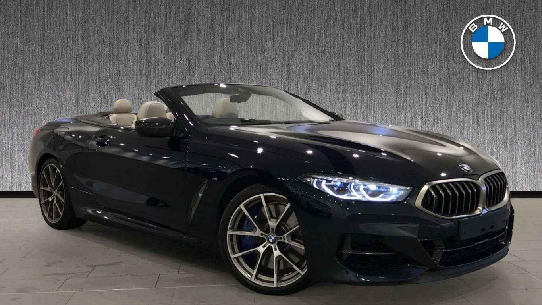 Image 1 - BMW M850i xDrive Convertible (YC69FNL)