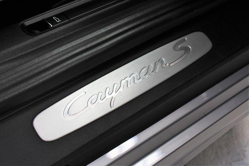Porsche 718 CAYMAN S PDK 2.5 2dr