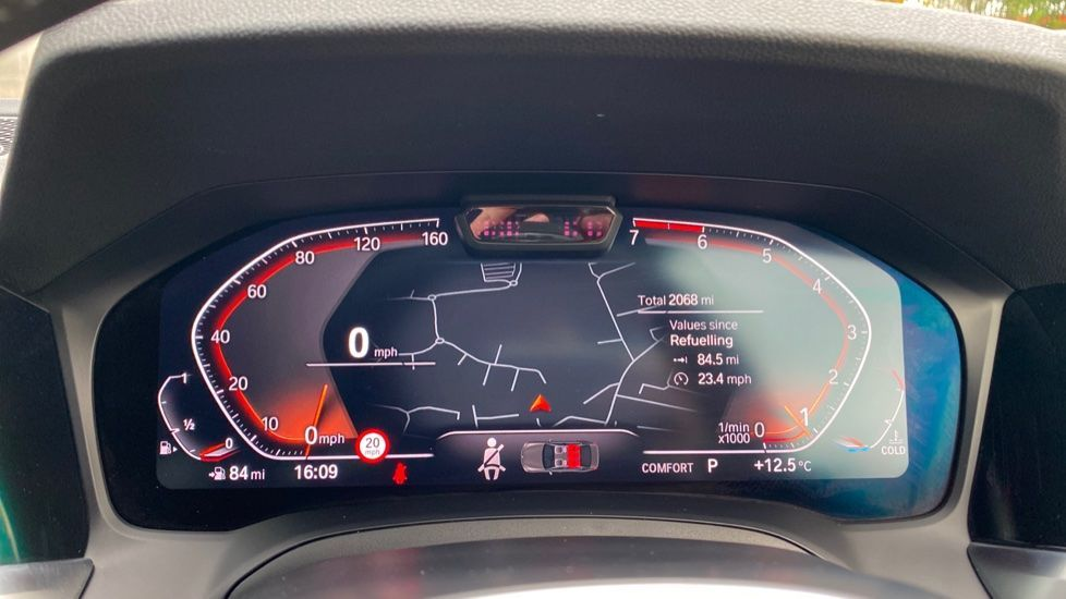 Image 9 - BMW 320i M Sport Plus Edition Saloon (MT20WHP)