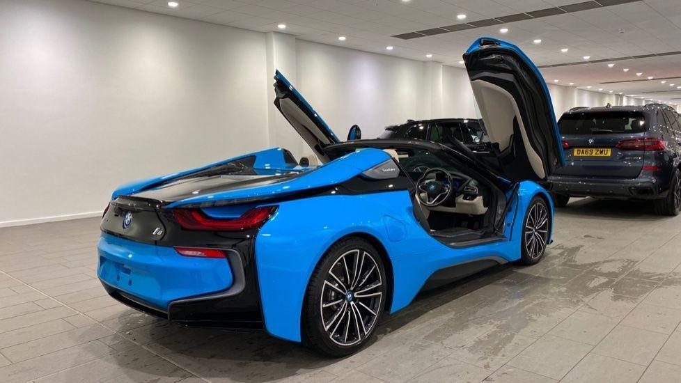 Image 22 - BMW Roadster (YA20HRU)