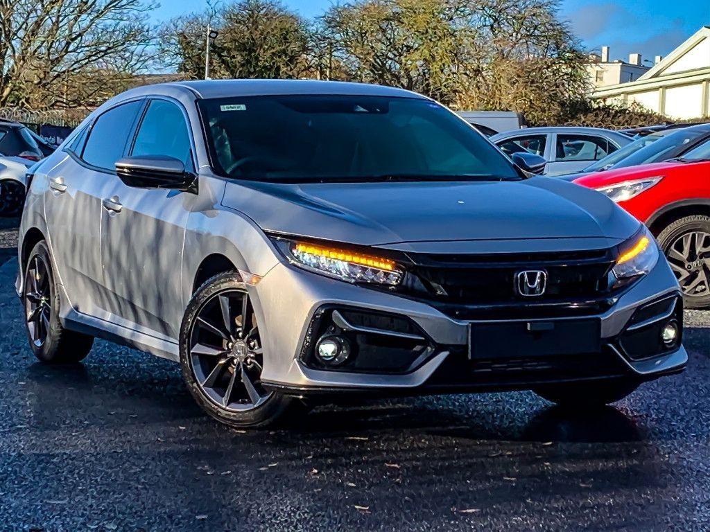 Honda Civic LAST OF THE MANUAL HONDA CIVICS FOR IRELAND - VTEC TURBO - VIDEO TOUR - Smart Plus