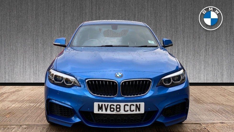 Image 16 - BMW 218i M Sport Coupe (MV68CCN)