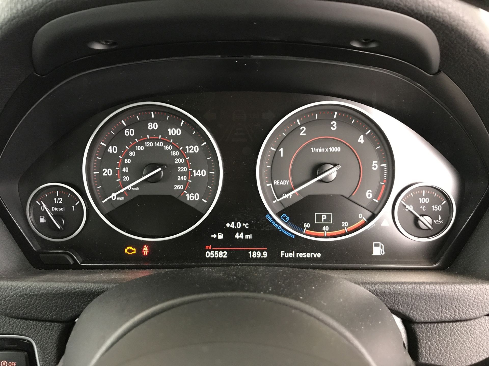Image 6 - BMW 430d M Sport Coupe (YE19CCD)