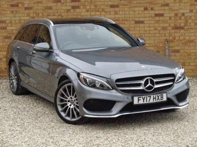 Mercedes-Benz C Class 2.1 C250d AMG Line (Premium) G-Tronic+ 4MATIC (s/s) 5dr