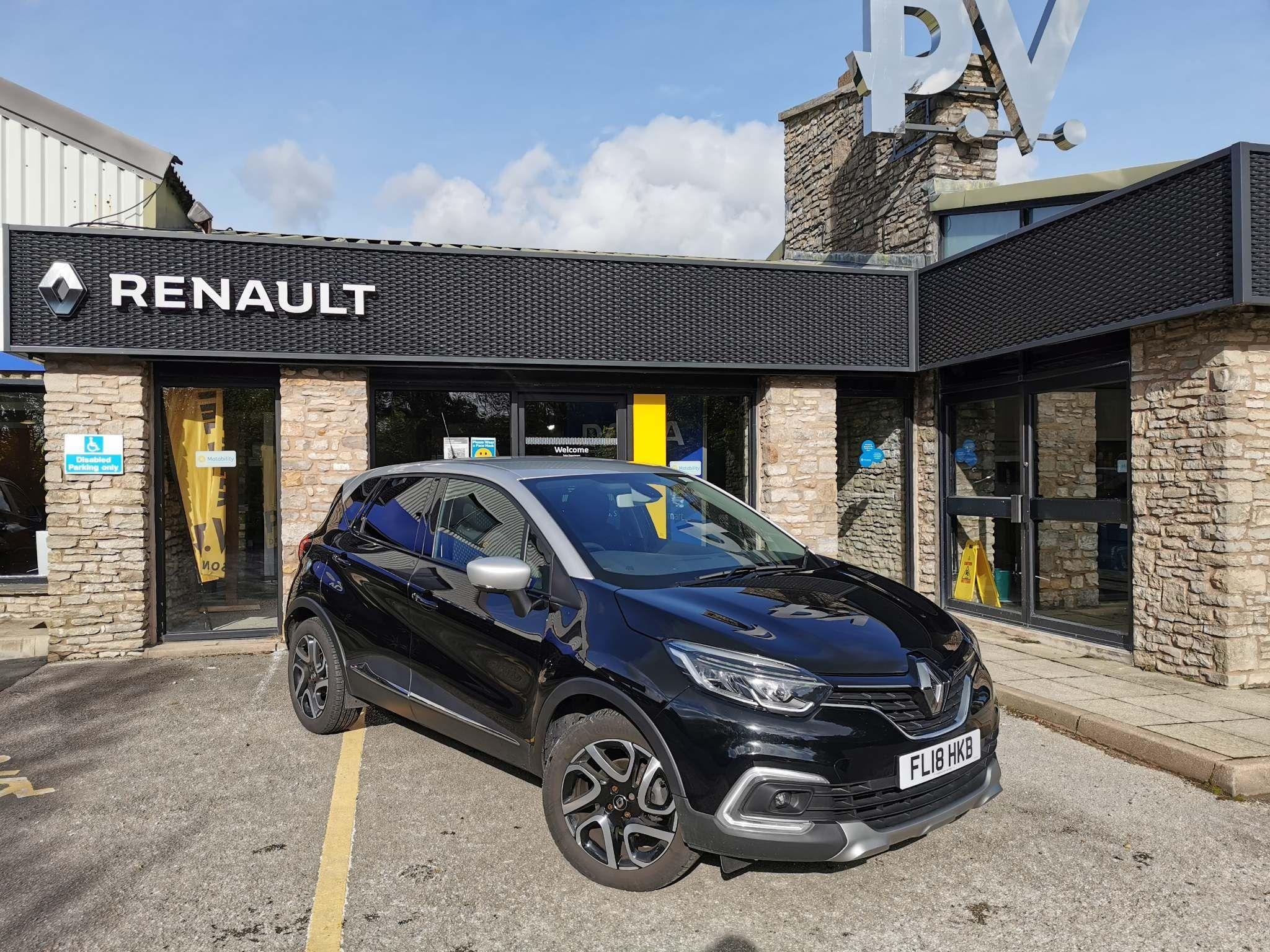 Renault Captur 1.2 TCe Dynamique S Nav EDC (s/s) 5dr