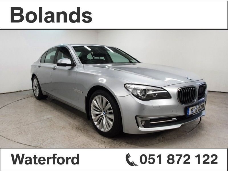 BMW 7 Series 730d 4DR AUTO From €94 Per Week