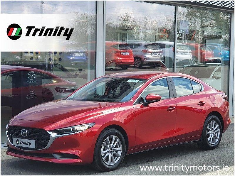 Mazda Mazda3 1.8D GS L ** STUNNING CAR ** HUGE SPEC ** TRINITY MAZDA **