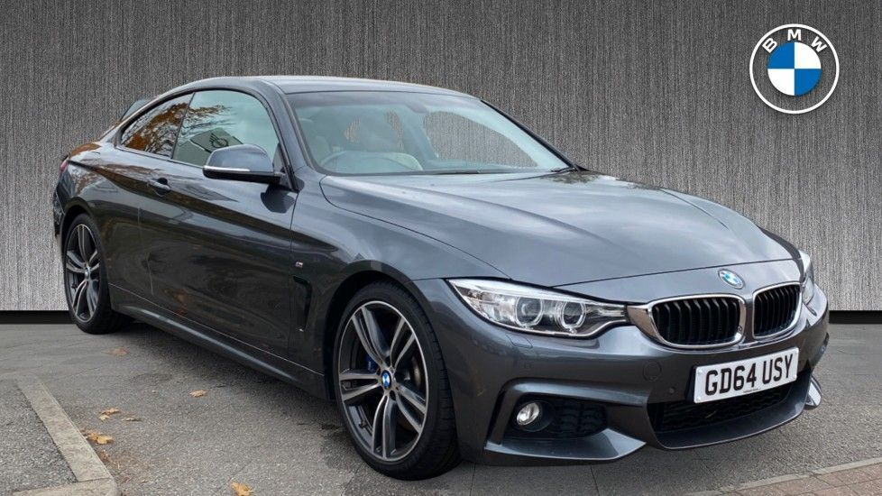 Thumbnail - 1 - BMW 428i M Sport Coupe (GD64USY)