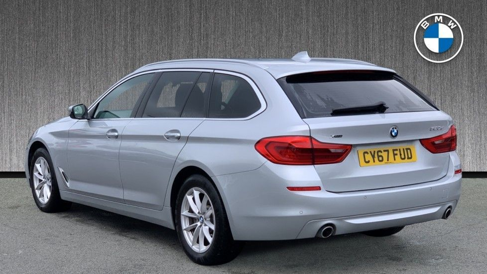 Image 2 - BMW 520d xDrive SE Touring (CY67FUD)