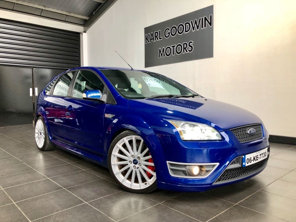 Ford Focus ST 2.5 MODIFIED HUGE SPEC