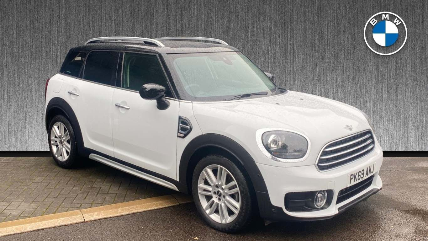 Thumbnail - 1 - MINI Countryman (PK69AWJ)