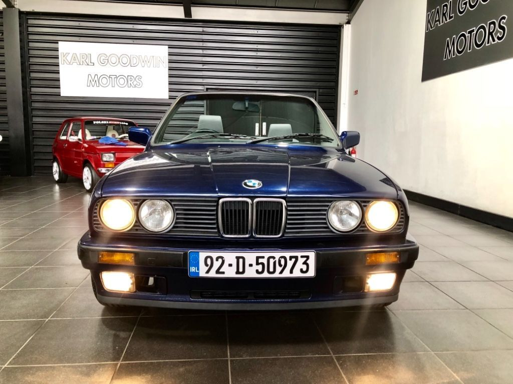 Used BMW 3 Series 325i Cabriolet  Automatic (1992)