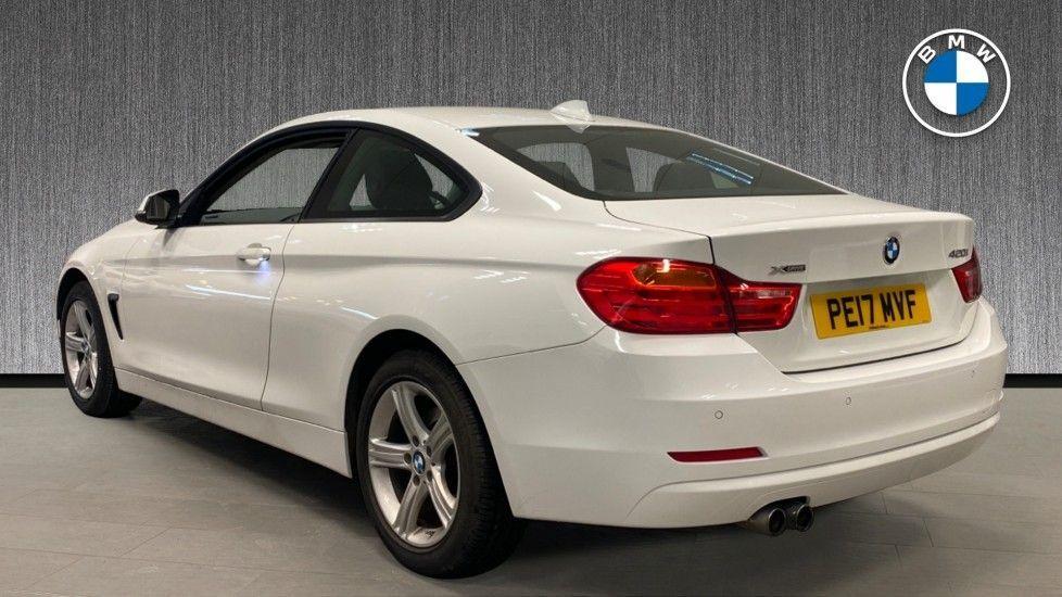 Image 2 - BMW 420i xDrive SE Coupe (PE17MVF)