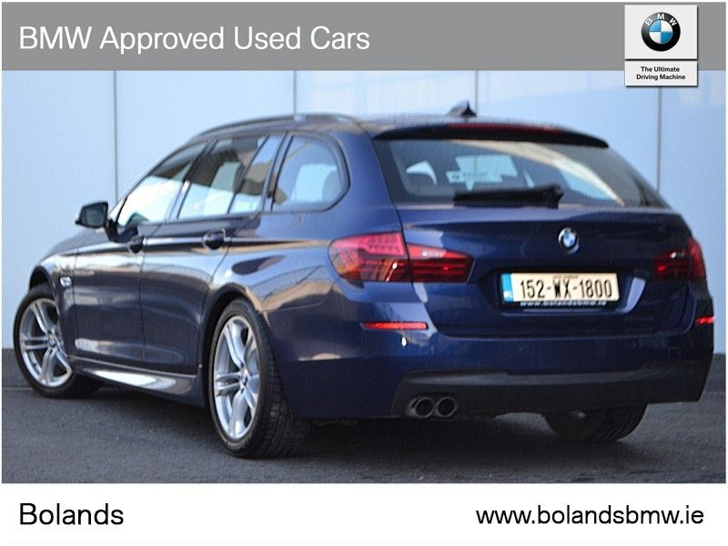 Used BMW 5 Series 518d M Sport Touring (2015 (152))