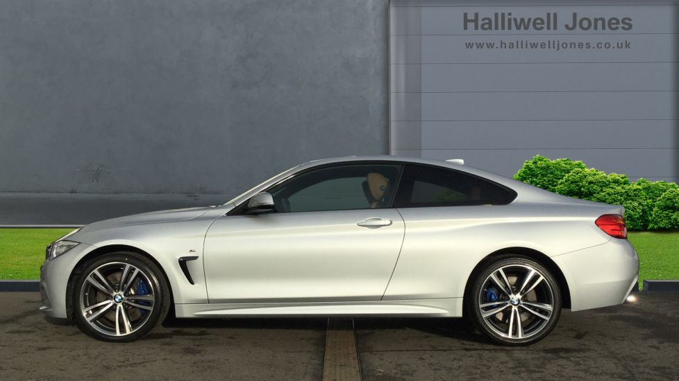 Image 3 - BMW 435d xDrive M Sport Coupe (ML66UCP)