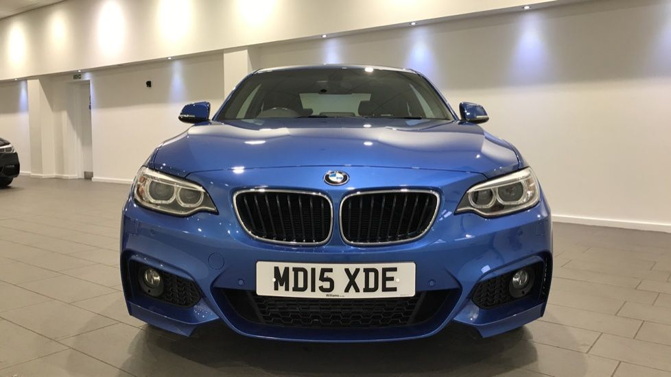 Image 16 - BMW 228i M Sport Coupe (MD15XDE)