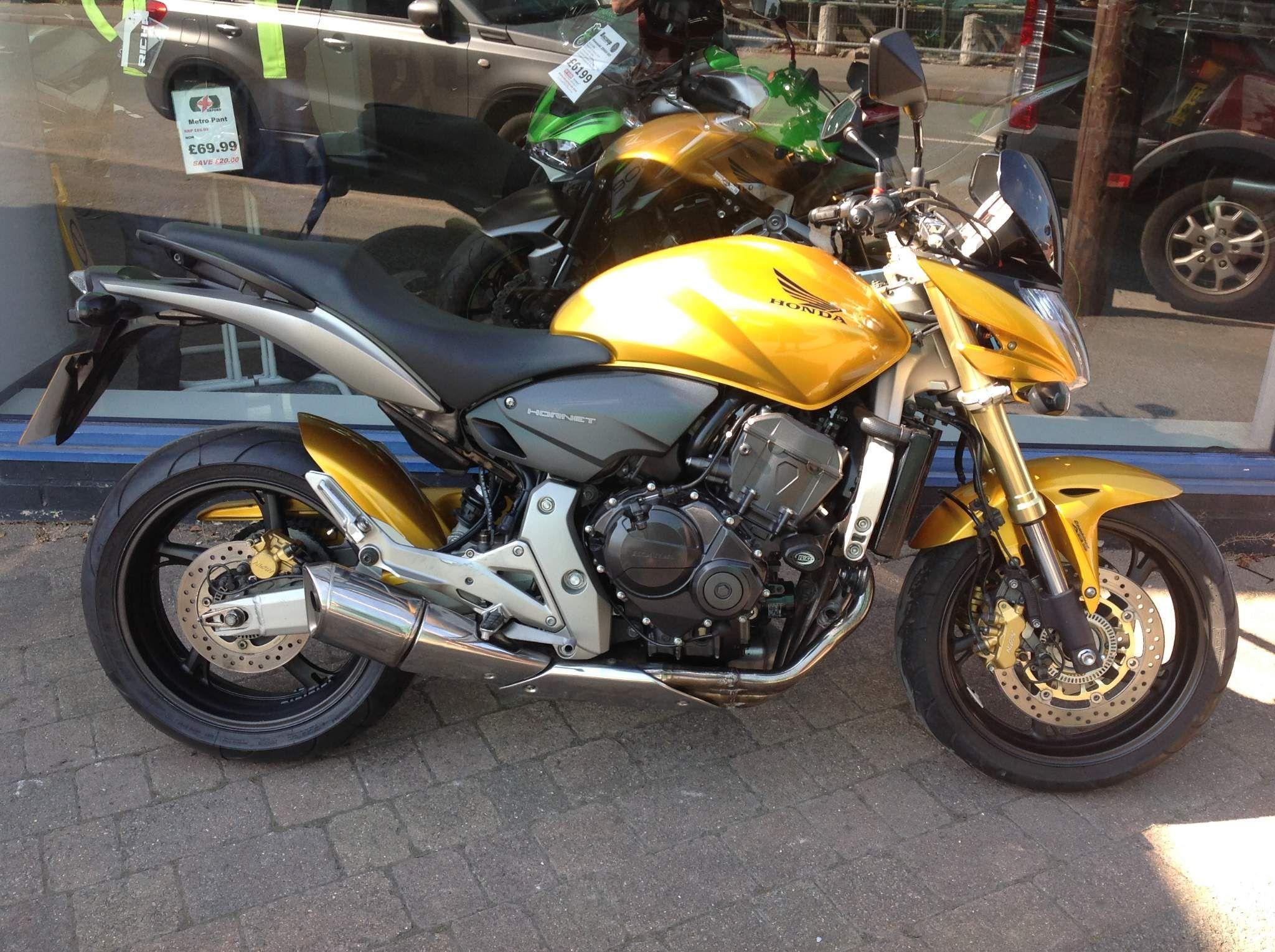 Honda CB600F Hornet 600 Hornet