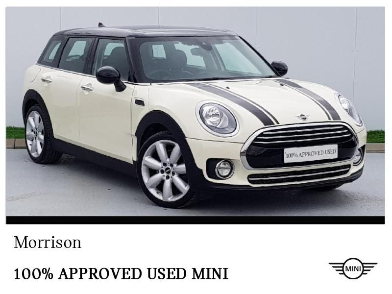 MINI Clubman Clubman Cooper D Exclusive